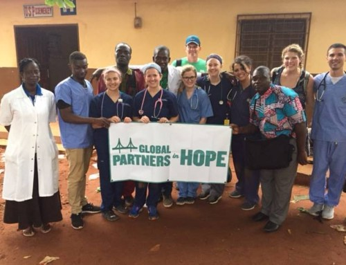 GPiH Team in Togo