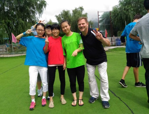 Summer Camps in China